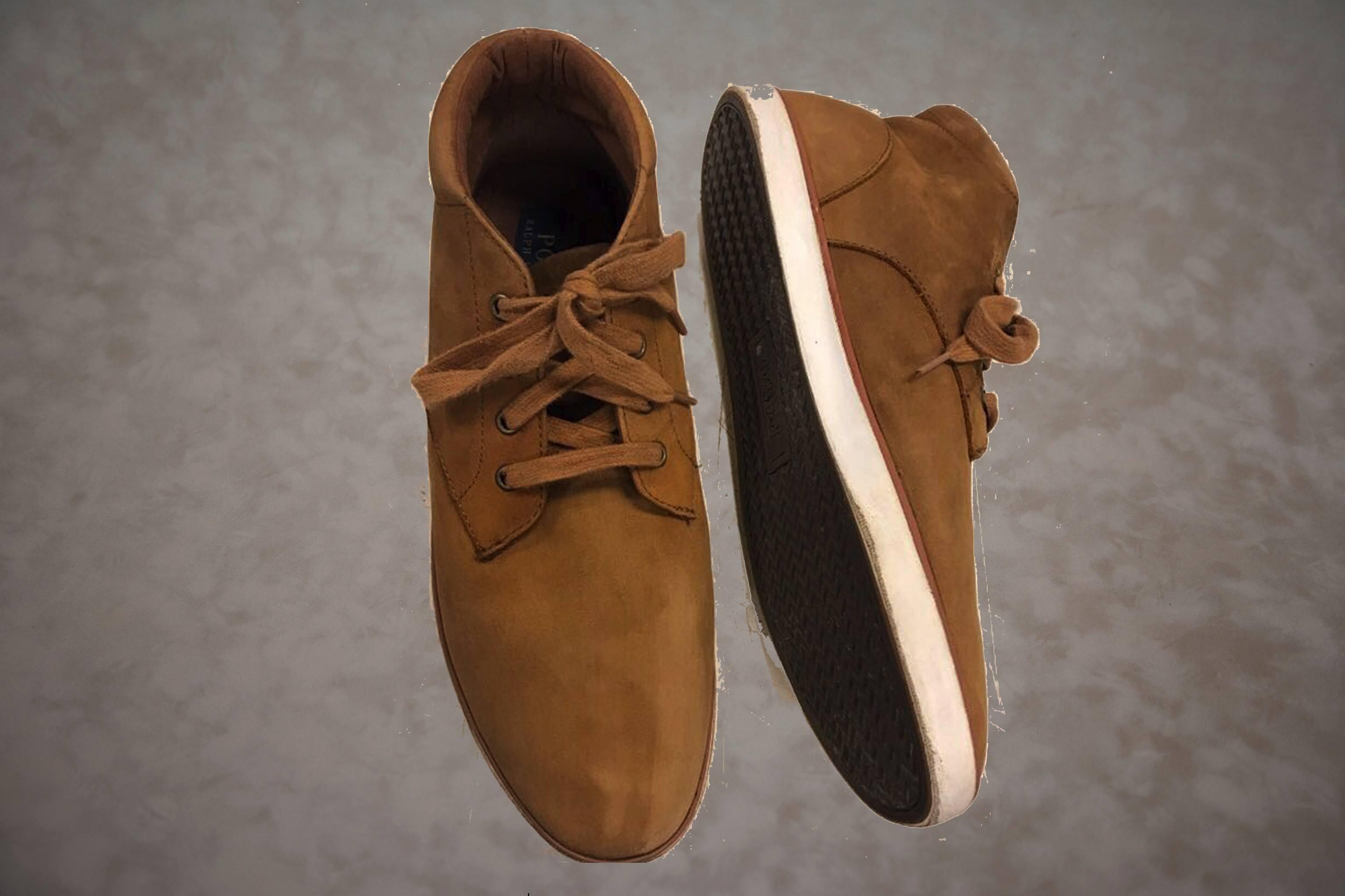 schoenen reinigen na behandeling